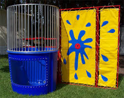 dunk booth rental dunk tank dunking booth rental cincinnati dayton ohio