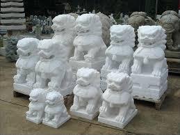 asian foo dogs garden statues foo garden statue foo garden
