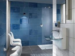 best blue cobalt images on and white bathroom scenic patterned