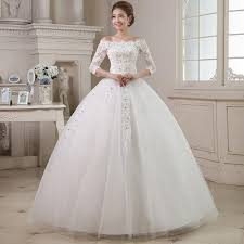 wedding dresses america 2016 europe and america summer wedding dress one shoulder collar