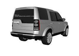 discovery land rover back 2014 land rover discovery facelift leaked in patent drawings