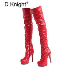 womens the knee boots australia patent leather pole boots australia featured patent