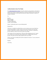 Authorization Letter Sample Proof Of Billing Statistical Clerk Cover Letter