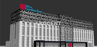 hton bay lighting company hilton hotel led lighting project in kazakhstan
