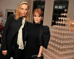 julianne moore house julianne moore and uma thurman live crystal lives in nyc house