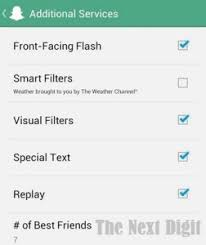 filters for android snapchat for android and ios updated with filters replay and
