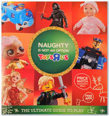 toys r us ultimate guide to play book ad for 2017