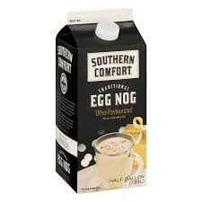 How To Make Southern Comfort Eggnog M W Heron U0027s Southern Comfort Traditional Egg Nog 0 5 Gal