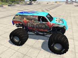 nitro circus monster truck monster truck bodies and paint job suggestion thread beamng