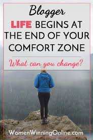 Life Begins Outside Of Your Comfort Zone Life Begins At The End Of Your Comfort Zone Women Winning Online