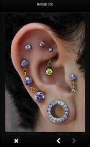 piercing ureche ear piercing ideas android apps on play