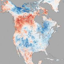 Oregon Temperature Map by Unusual July Temperatures Image Of The Day