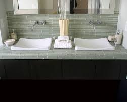 bathroom tile countertop ideas extraordinary 23 best bath countertop ideas images on