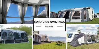 Used Caravan Awnings Aztec Leisure Camping