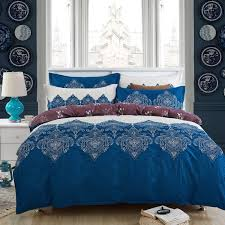 blue shabby chic bedding twin shabby princess floral chic blue