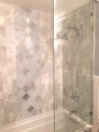 stunning arabesque kitchen backsplash by our california client moroccan backsplash arabesque kitchen love this clover arabesque blanco mosaic glass tile used in shower as as an inlay with
