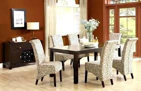 Fabric Dining Room Chairs Extraordinary Upholstery Fabric Dining Room Chairs Galleries Ideas