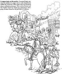 big book west color coloring history