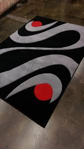 Black Area Rug 8x10 Area Rug Red Black And Grey Area Rugs Home Interior Design