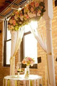 wedding arches inside this arch sort of fits into a rustic country theme may