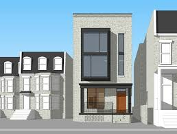 row home plans richmond row house v a m o d e r n