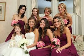 sangria bridesmaid dresses bill levkoff latte or sangria pictures anyone weddingbee