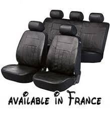 housse pour siege de voiture timon 54508 housses pour sièges de voitures auto kit complet noir