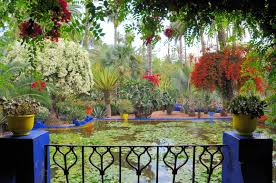 calming your outdoor space with moroccan garden ideas outdoor