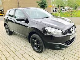 nissan dualis black nissan qashqai 1 6 visia 5d 117 bhp great family car with low mil