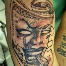 money bag tattoo designs tattoo design ideas