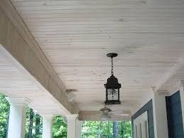 vinyl porch ceiling beadboard