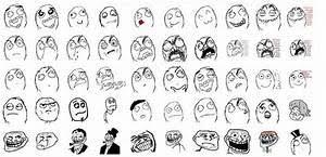 Meme Faces List - all meme faces mungfali
