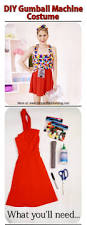Halloween Costumes 1 Girls 25 Gumball Costume Ideas Gumball Machine