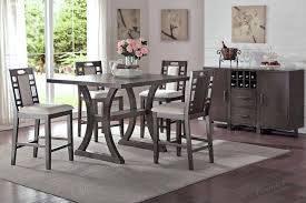 counter height dining table butterfly leaf round counter height table set lesdonheures com