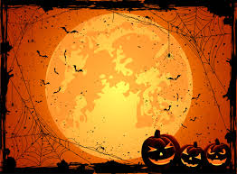 black and orange halloween background really scary halloween backgrounds festival collections