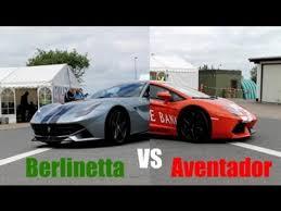 berlinetta vs lamborghini aventador f12 berlinetta vs lamborghini aventador lp700 4