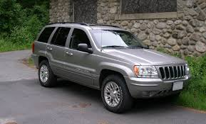 gray jeep grand cherokee with black rims jeep grand cherokee wj wikipedia