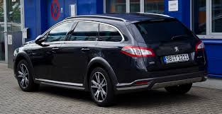 peugeot 608 estate peugeot 508 rxh technical details history photos on better parts ltd