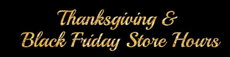 thanksgiving black friday store hours top deal from each store