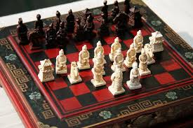 Buy Chess Set Aliexpress Com Buy Chinese Antique Style Hand Made Chess Games