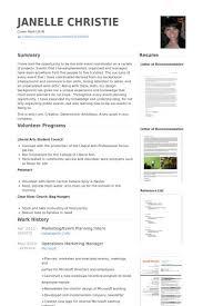 event planning resumes planner resume event planner free resume