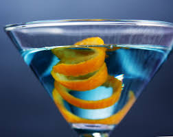 martini mermaid sapphire martini a delightful blue gin cocktail recipe