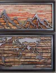 3d wood wall art 47 cgtrader wood wall art 47 3d model max obj fbx mtl 4