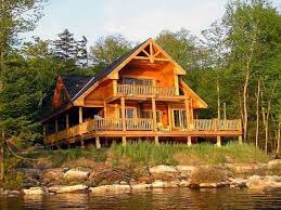 awesome design ideas 6 waterfront house plans ontario