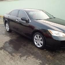 price of lexus rx 350 nairaland sold tin can cleared 2008 lexus es 350 black autos nigeria