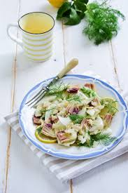 cuisine artichaut recette artichaut et salade de fenouil