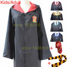 Aliexpress Com Buy Kids Gryffindor Cloak Robe Women Men