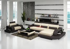 canapé d angle en cuir marron canapé d angle cuir lyon fauteuil et table