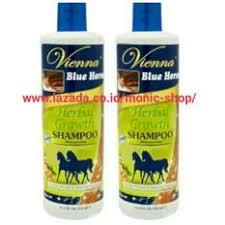 Sho Kuda Pemanjang Rambut hair care vienna lazada co id