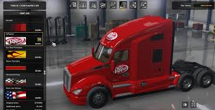 2016 kenworth price kenworth t680 dr pepper skin mod american truck simulator mod